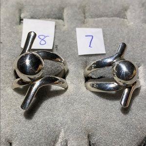 Peruvian Silver Ring